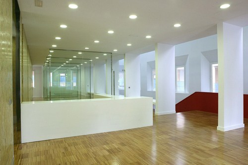 Colegio de arquitectos oviedo pavimentos miguel fuci os - Arquitectos en oviedo ...